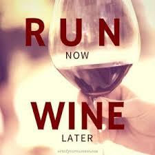 run wine
