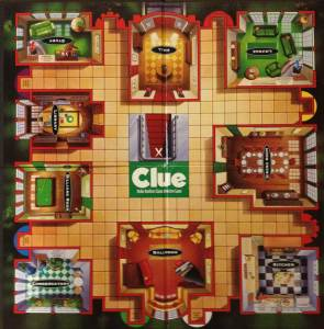 clue board game 2